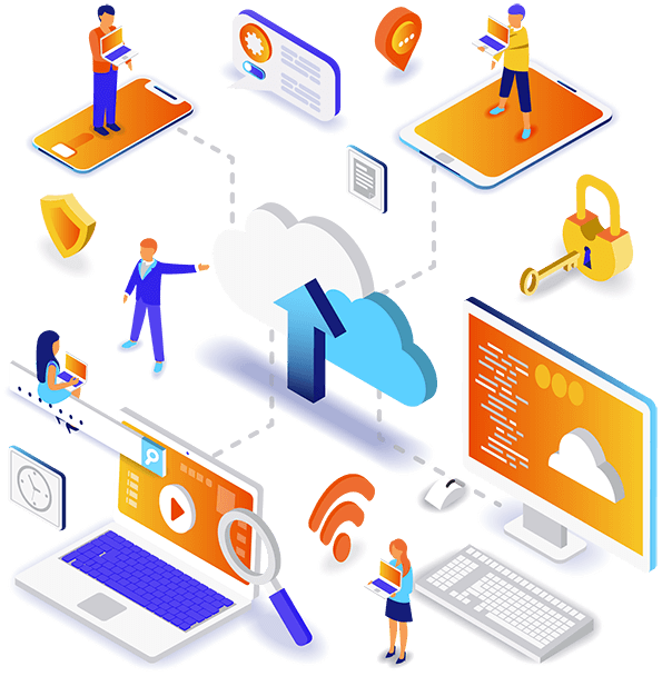 Cloud Hosting & Management